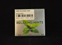 chewables DIXIE ELIXIRS - Relaxing (indica) Mints 80mg THC