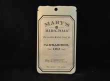topicals MARY'S MEDICINALS - CBD patch 10mg